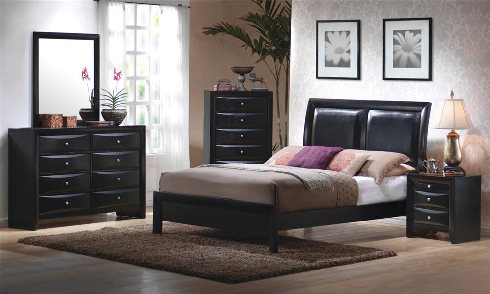 5pc Briana Queen Bedroom Set cs200701QSe