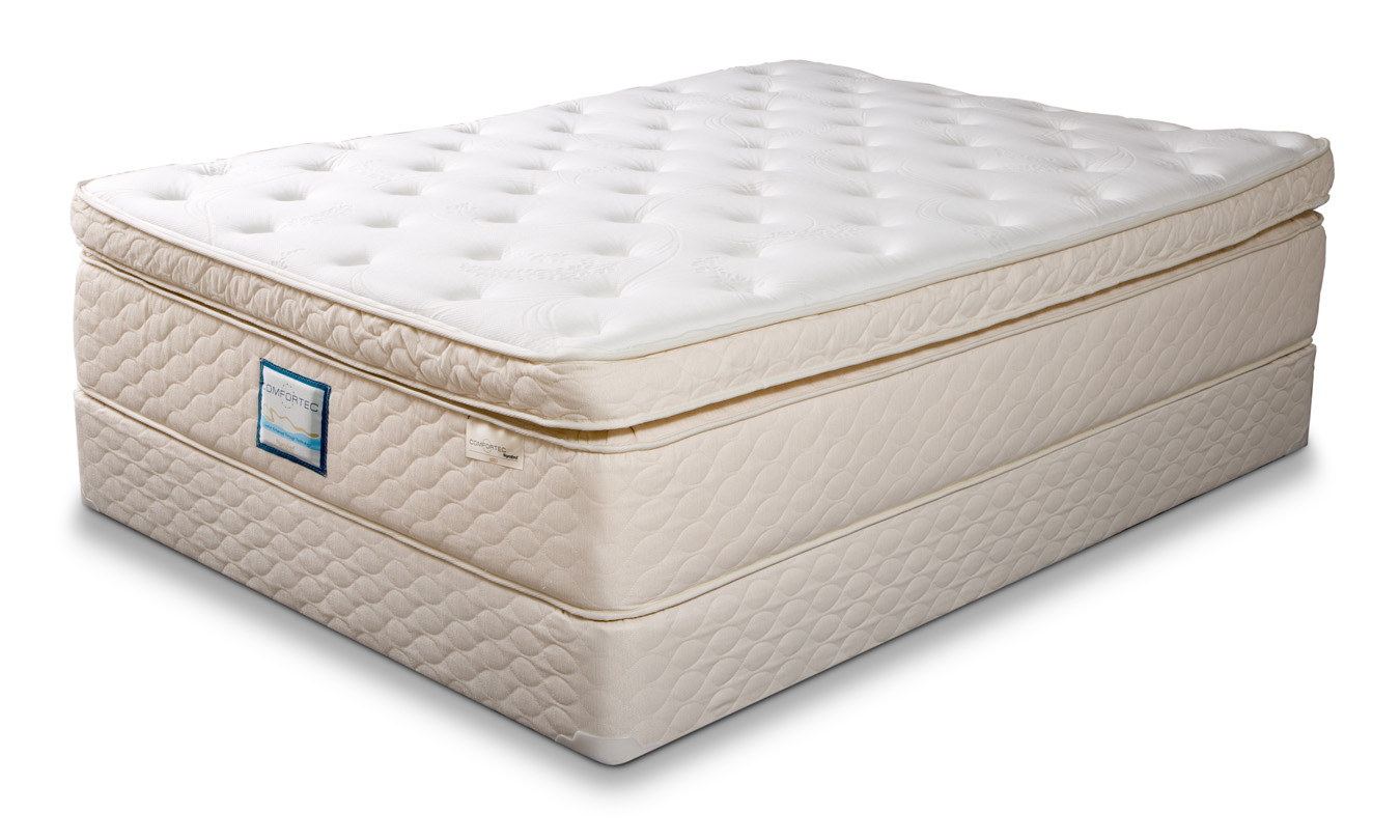 Comfortec Contour Twin Pillow Top Mattress