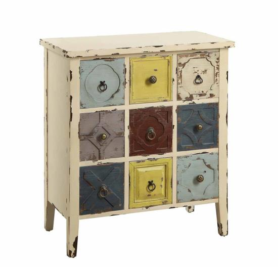 Mismatch Accent Cabinet cs950546