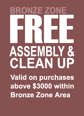 5. Bronze FREE Assembly and Clean-Up