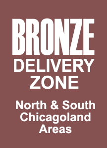 BRONZE DELIVERY ZONE