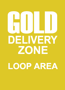 GOLD DELIVERY ZONE