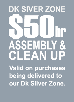 6. Dk. Silver $50 Hr. Assembly & Clean-Up