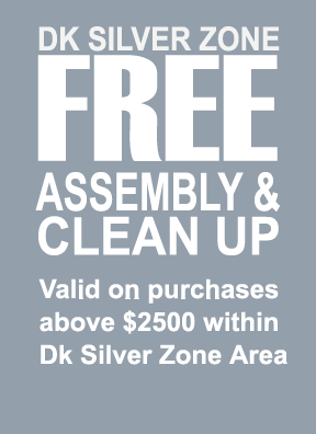 5. Dk. Silver FREE Assembly and Clean-Up