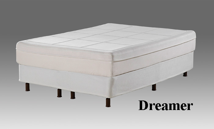 "Dreamer 11"" Memory Foam Twin Mattress - 1200"