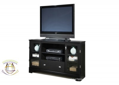 Ideal Entertainment Center - Black Na H564