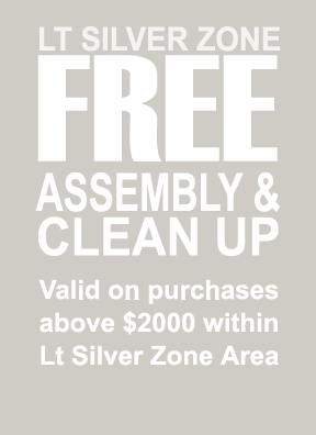 5. FREE Assembly and Clean-Up
