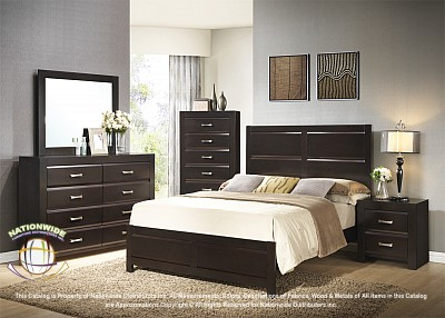 Abel King Bed Na B399KB