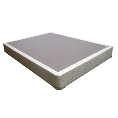 Queen White Boxspring