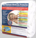 Platinum King Matress Pad Protector