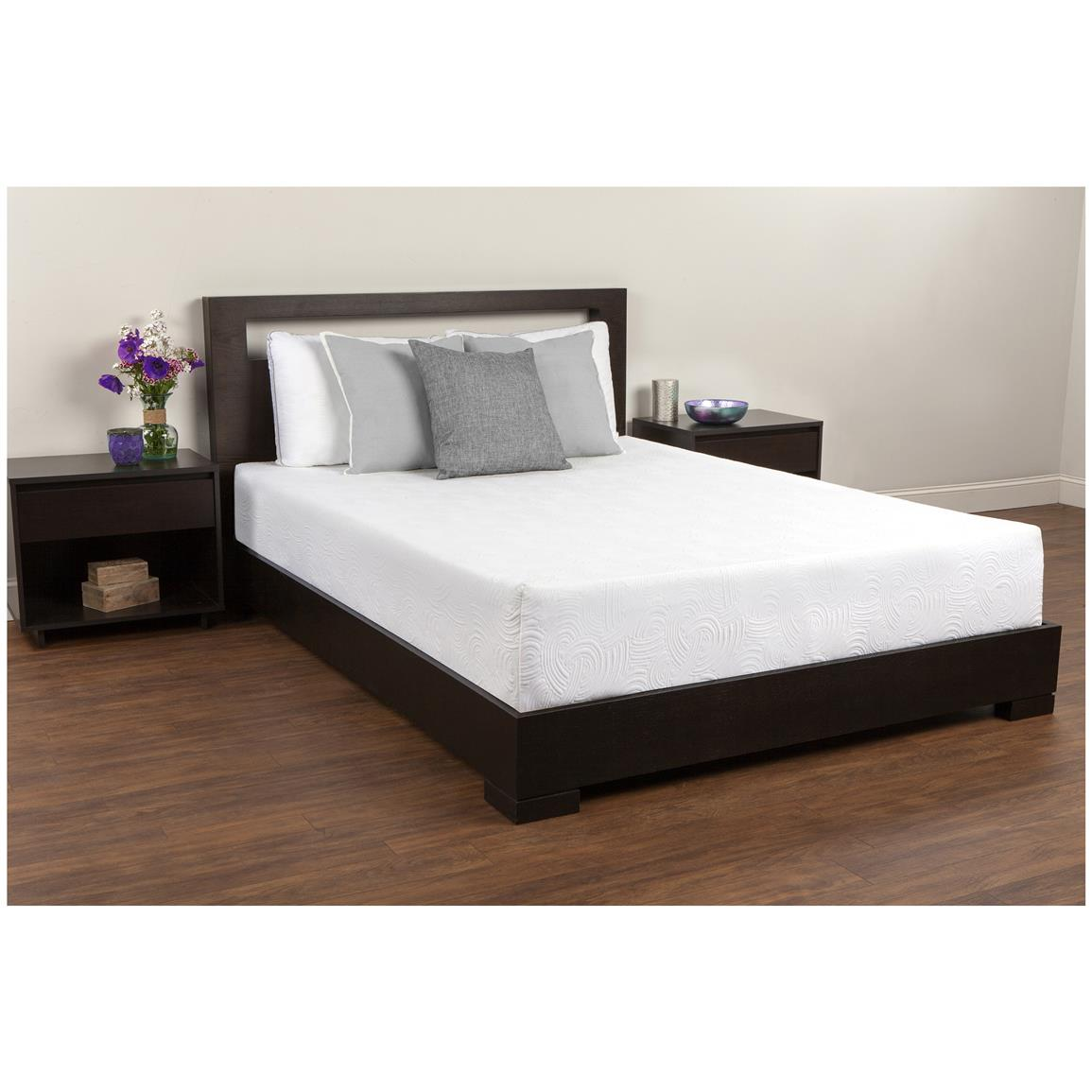 Olivia Thick Memory Foam Set